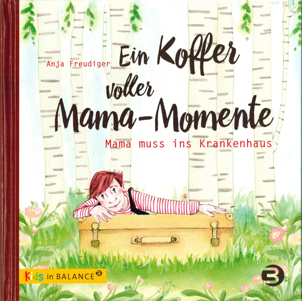 Cover Buch Ein Koffer voller Mama-Momente